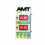 AMT ELECTRONICS SOW PS-4X100MA