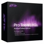 AVID PRO TOOLS HD - ANNUAL SUBSCRIPTION