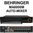 BEHRINGER MA6000M