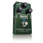 DUNLOP MXR Carbon Copy Analog Delay