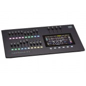 ETC ColorSource 20 AV Control Desk;20 Faders, 40 Channels or Devices, network, audio, and video feature