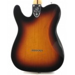 FENDER CLASSIC PLAYER '72 TELE DELUXE W/TREMOLO MN 3-COLOR SUNBURST