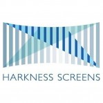 HARKNESS SCREENS TRANSLITE GRAY 160