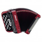 HOHNER NOVA III 96 RED