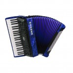 HOHNER THE NEW BRAVO III 120 DARK BLUE