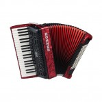 HOHNER THE NEW BRAVO III 96 RED