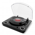 ION AUDIO MAX LP BLACK