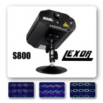 LEXOR S800 MINI LASER LIGHT