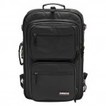 MAGMA RIOT DJ-Backpack XL black/red