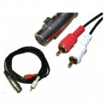 MRCABLE airxmf-15x2-L XLRm-2RCA