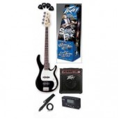 PEAVEY Bass Stage Pack RED