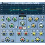 SONNOX Oxford Plugins EQ with GML option TDM