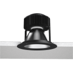 Spotlight HAL LED 90 WW Downlight, LED, 90W, WW 3000K, for optics: 29°, 46°, 91°