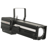 Spotlight Profile LED 250W, CW, zoom 08°-19°, 5600K, DMX control