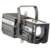 Spotlight Profile LED, 250W, CW, zoom 24°-44°, 5600K, DMX control