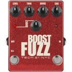 TECH 21 Boost Fuzz Metallic