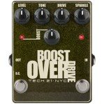 TECH 21 Boost Overdrive Metallic