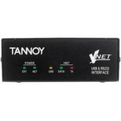 TANNOY Vnet™ USB RS232 Interface
