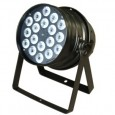 Involight LED PAR184 BK