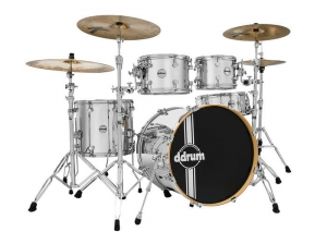 DDRUM REFLEX CHROME 22 5 PC
