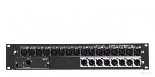 SOUNDCRAFT MSB16-Cat5
