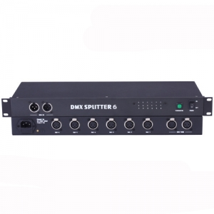 DIALIGHTING DMX Splitter 6