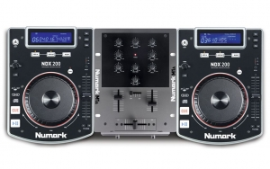 Numark CD DJ in a Box