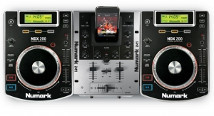 NUMARK iCD DJ in a Box