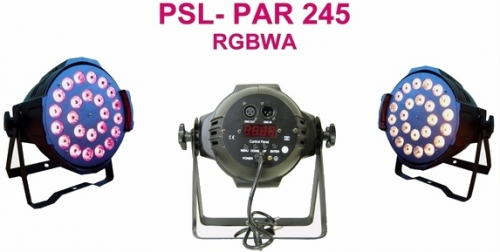 PSL-PAR245RGBWA